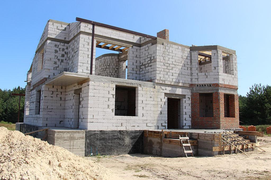 Строительство. Бречь, Черниговская обл. 2018 (превью)