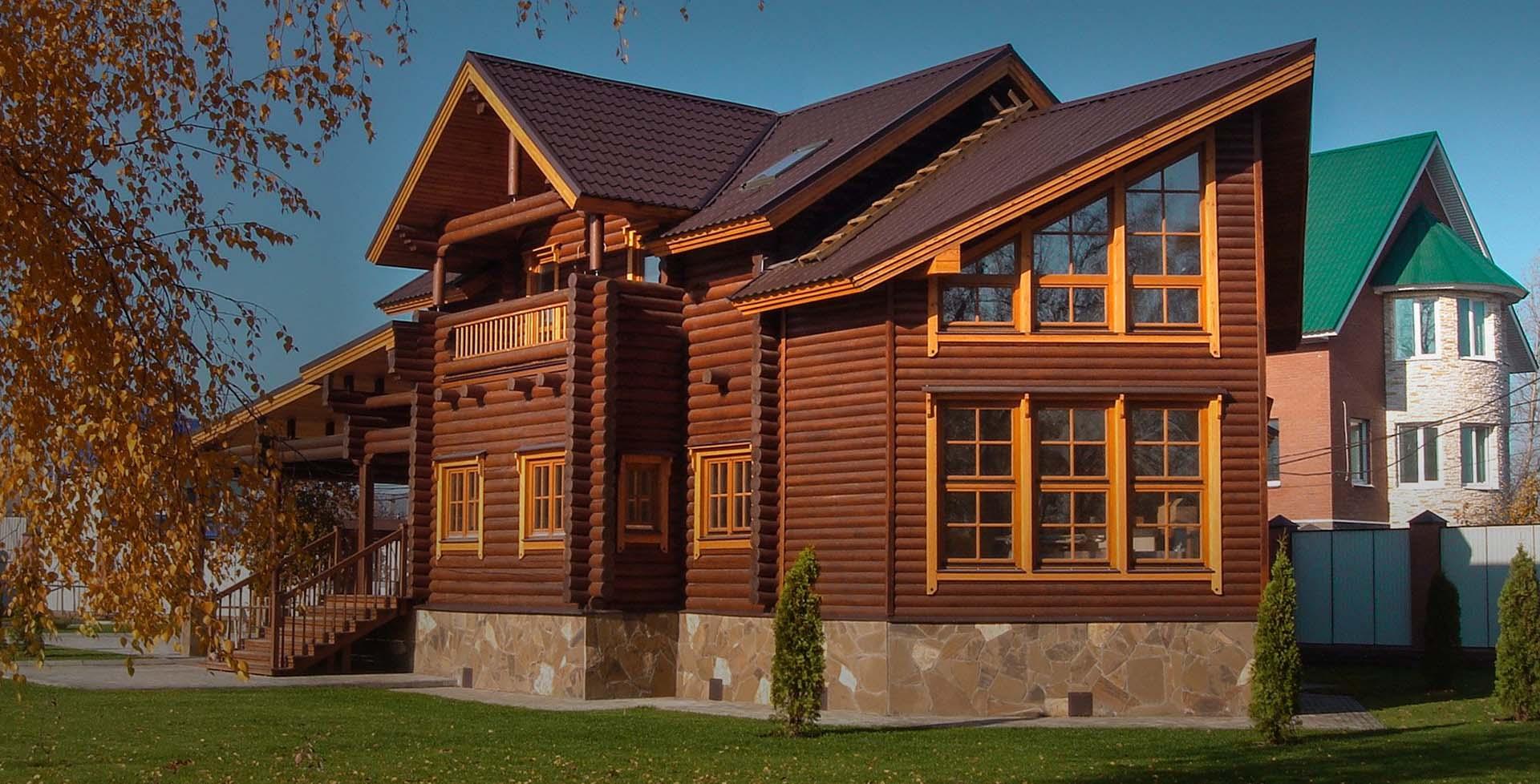 Вуд-Инжиниринг: Проектирование деревянных домов [Киев, Киевская область]