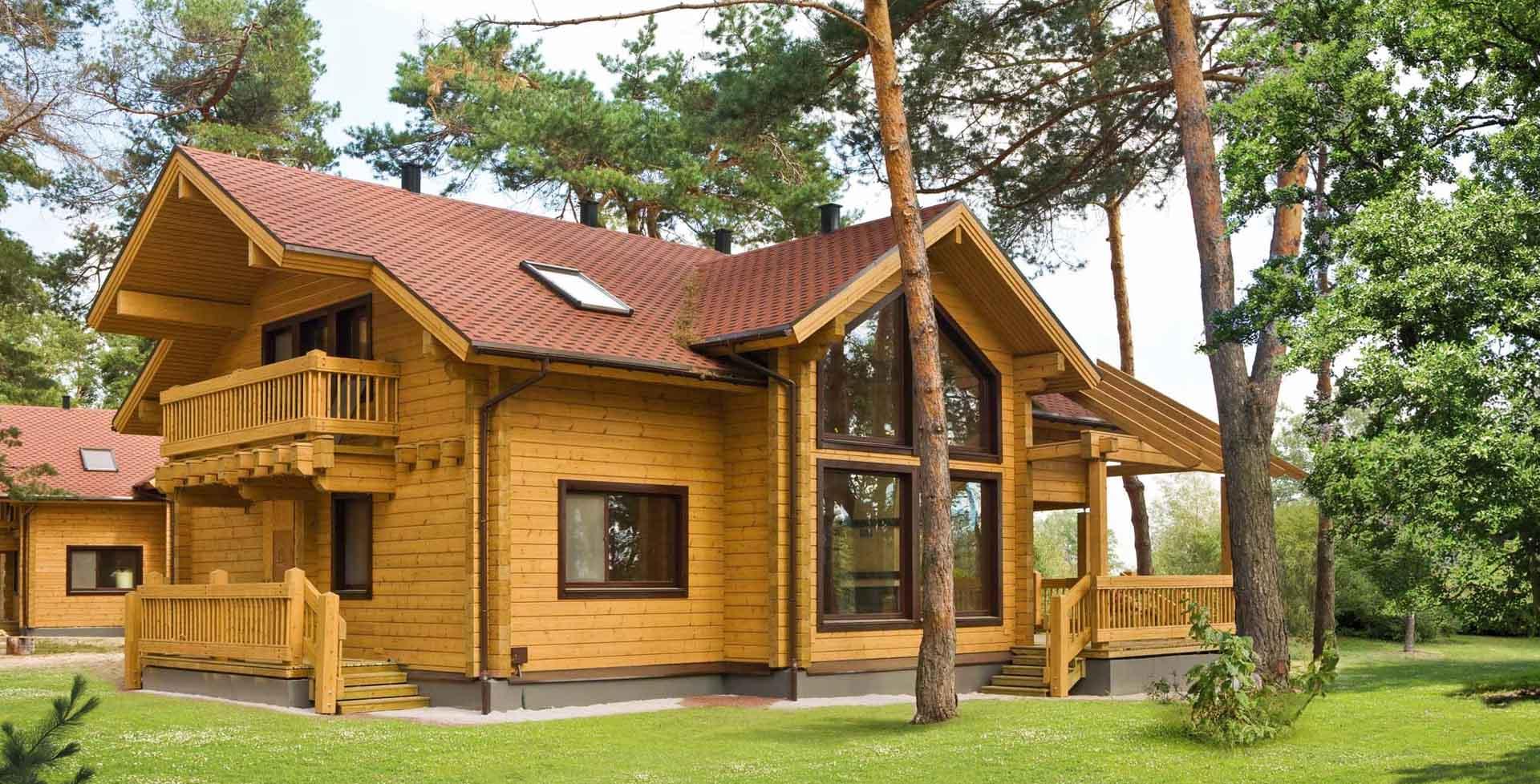 Вуд-Инжиниринг: Строительство деревянных домов [Киев, Киевская область]