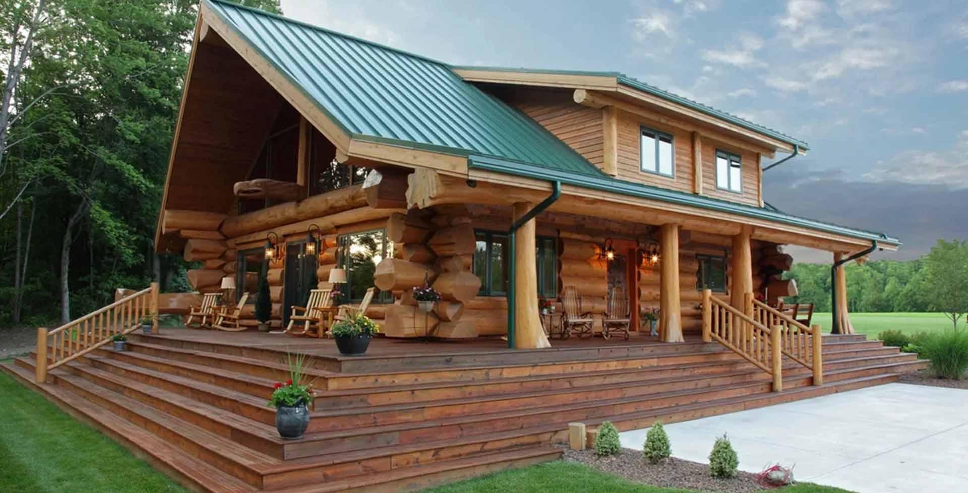 Вуд-Инжиниринг: Строительство деревянных домов [Киевская область]