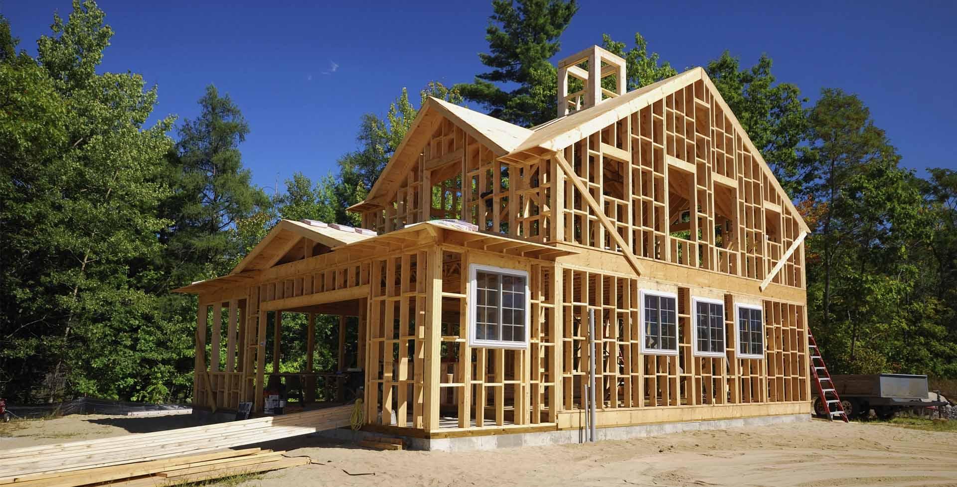 Вуд-Инжиниринг: Строительство частных домов [Киевская область]
