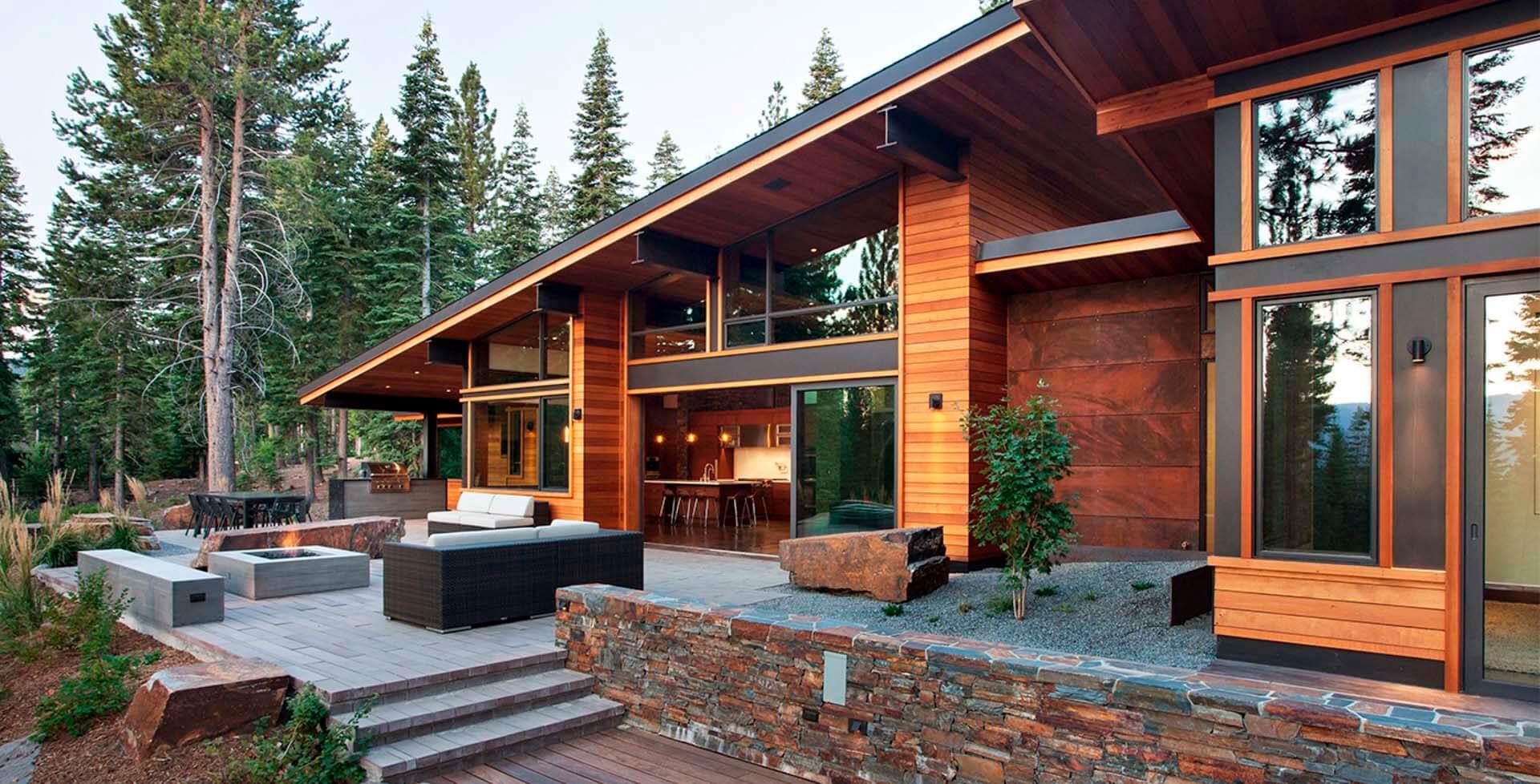 Вуд-Инжиниринг: Проектирование деревянных домов