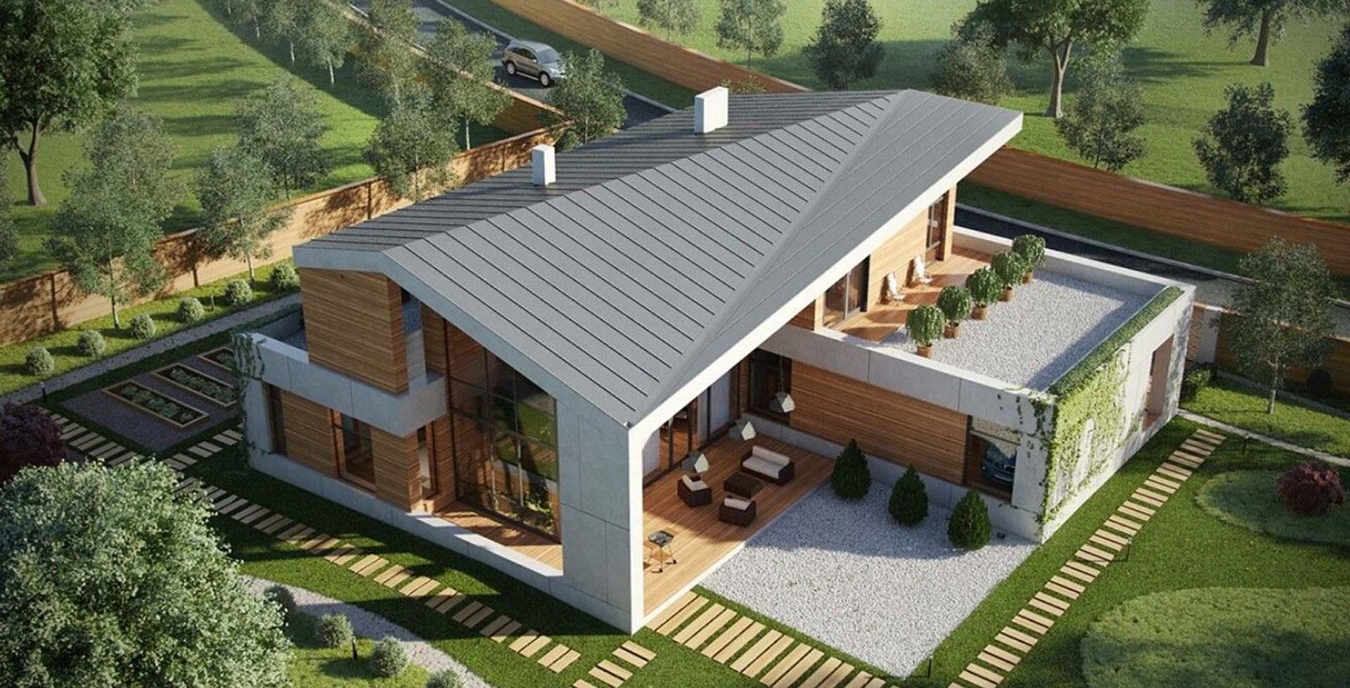 Вуд-Инжиниринг: Проектирование загородных домов