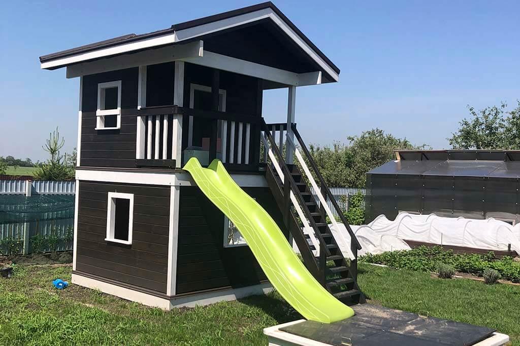 Проектирование - Детский домик, Петропавловская Борщаговка (превью)